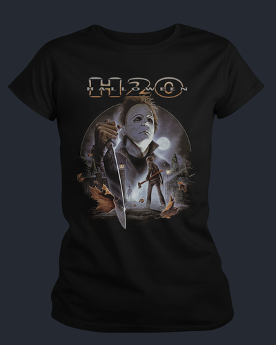 Halloween: H20 - Womens Shirt Fright-Rags