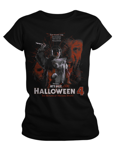 Jamie Lloyd - Womens Shirt Fright-Rags