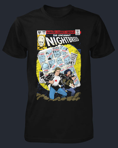Nightbreed - Issue #1 Shirt Fright-Rags