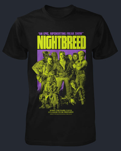 Nightbreed Classic Shirt Fright-Rags
