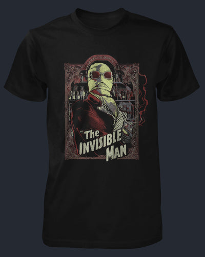 The Invisible Man Shirt Fright-Rags