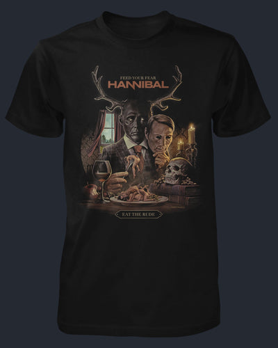 Hannibal Shirt Fright-Rags
