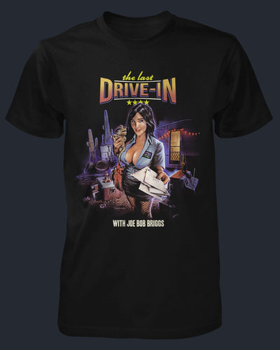 Darcy - The Messenger of the Mutants Shirt Fright-Rags