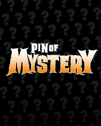 Pin of Mystery - Enamel Pin Pin Fright-Rags