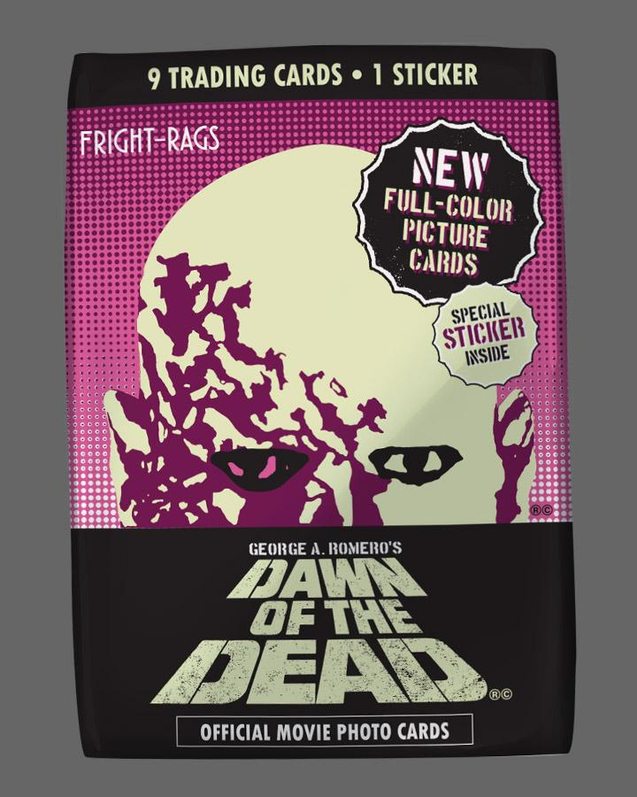 Dawn of the Dead Trading Cards - Single Pack