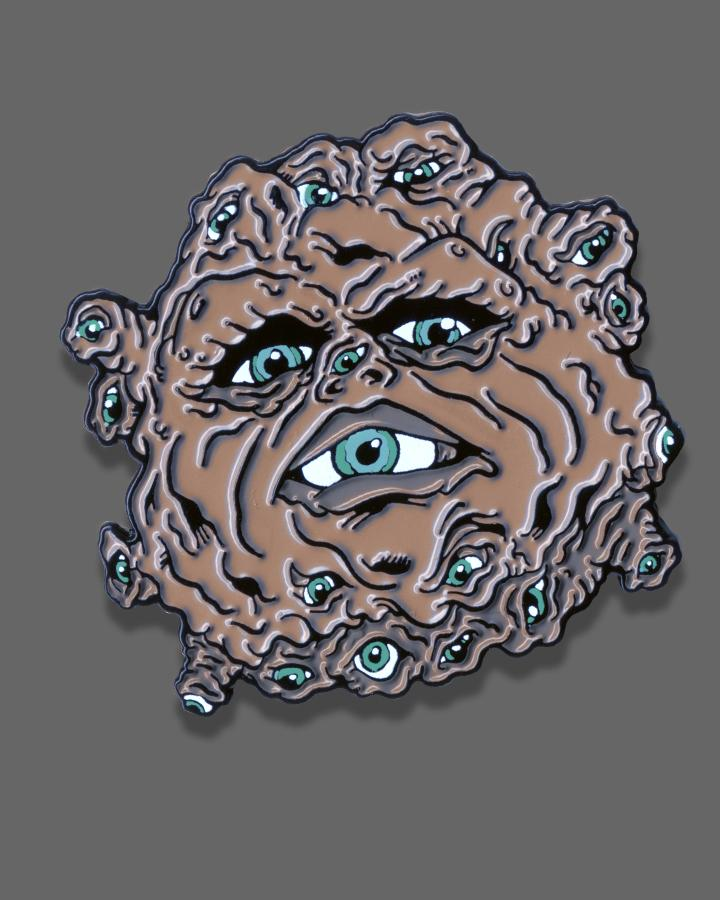 Big Trouble in Little China - The Guardian - Enamel Pin