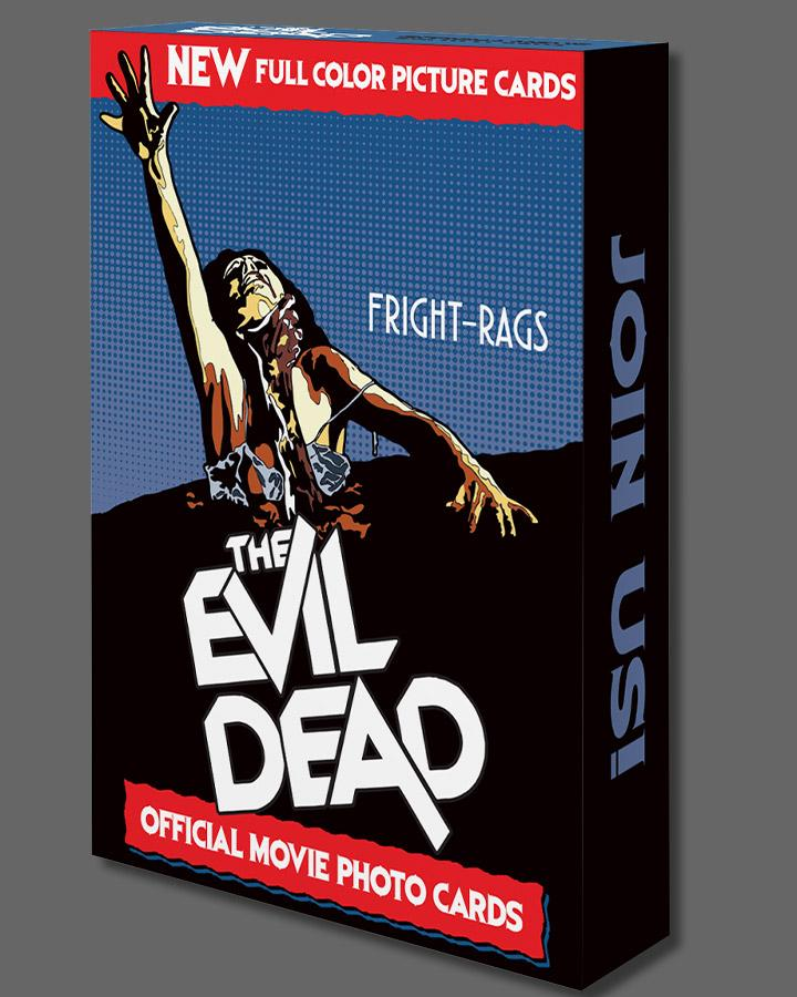 The Evil Dead Trading Cards - Factory Box