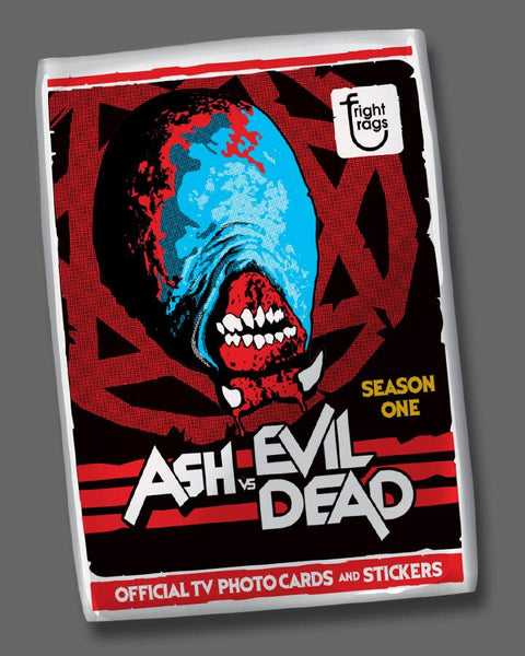Ash vs Evil Dead - Wax Pack - Season One - Full Set