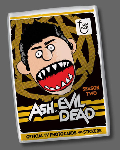 Ash vs Evil Dead - Wax Pack - Season Two - Full Set