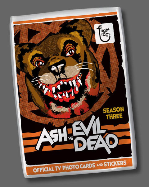 Ash vs Evil Dead - Wax Pack - Season Three - Full Set