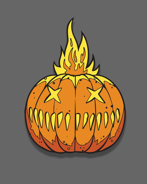 Sam's Pumpkin - Enamel Pin