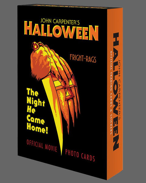 Halloween Trading Cards - Factory Box