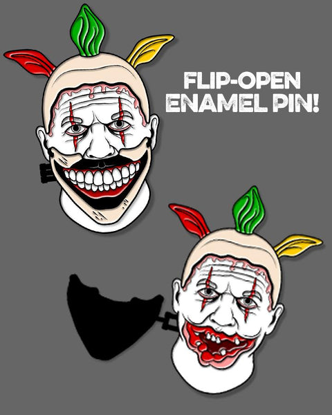 Twisty the Clown - Enamel Pin