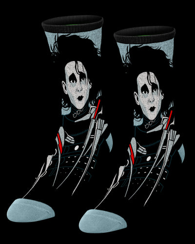 Edward Scissorhands Socks Socks Fright-Rags