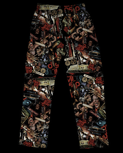 The Evil Dead - Lounge Pants Pants Fright-Rags