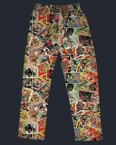 Garbage Pail Kids - Lounge Pants Pants Fright-Rags