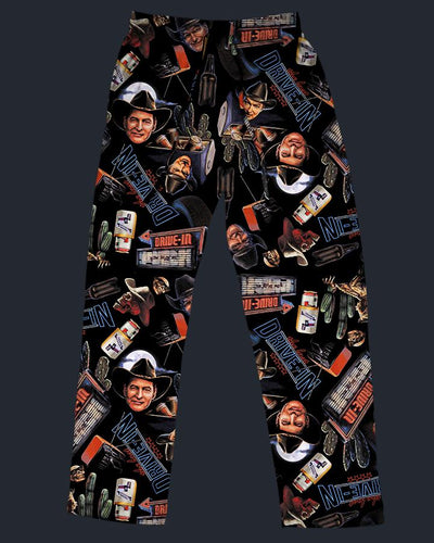 The Last Drive-In - Lounge Pants Pants Fright-Rags