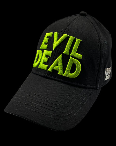 The Evil Dead Logo Hat (SHIPS THE WEEK OF APR 17TH)