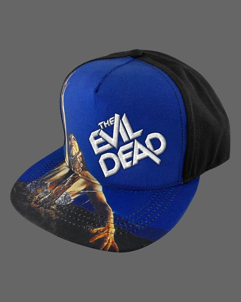The Evil Dead Poster Hat (SHIPS THE WEEK OF APR 17TH)