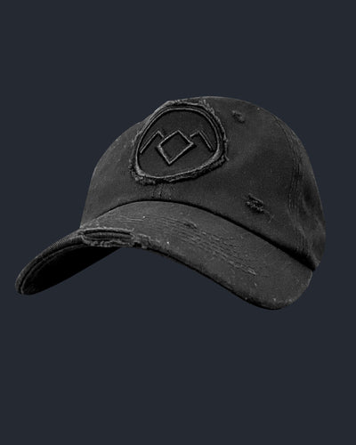 Black Lodge Dad Hat Hats Fright-Rags
