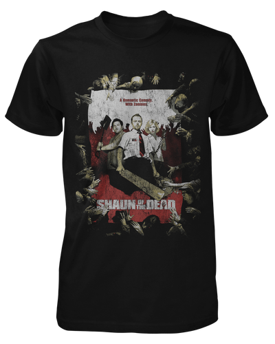 Shaun of the Dead Classic Shirt Fright-Rags