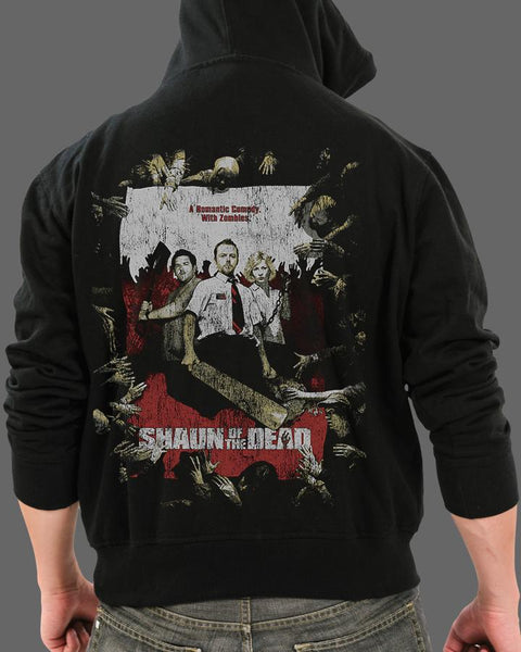 Shaun of the Dead Classic - Zippered Hoodie