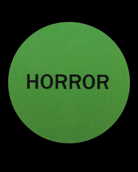 VHS Horror Magnet - GREEN
