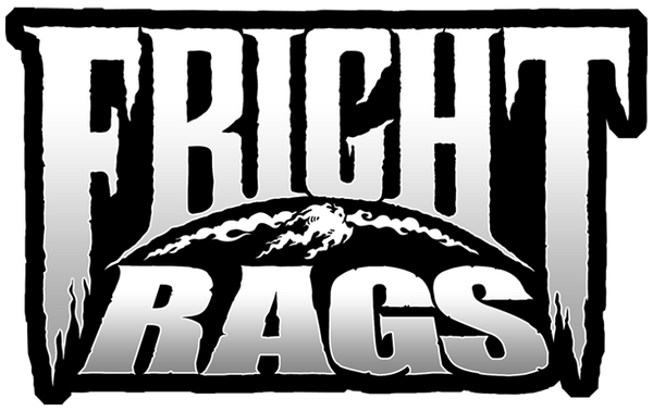 Fright-Rags Logo Sticker