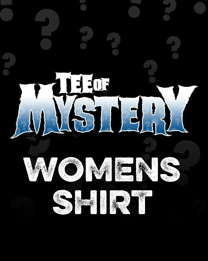 Tee Of Mystery - Womens Shirts