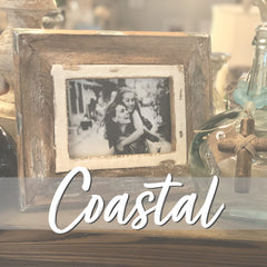 Coastal Inspired Summer Decor