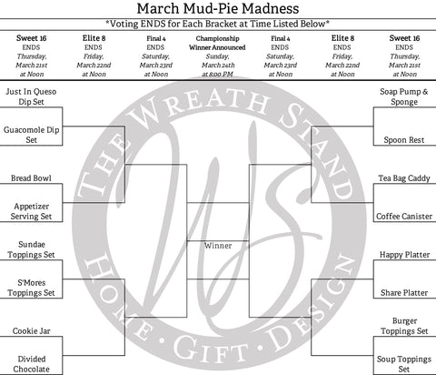 March Mud-Pie Madness