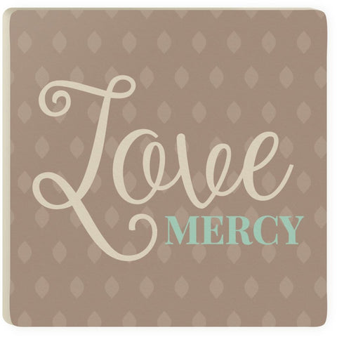 Love Mercy Coaster