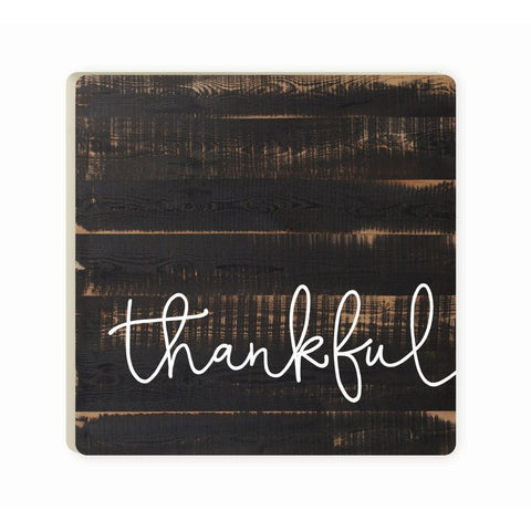 Thankful 4x4 Coaster