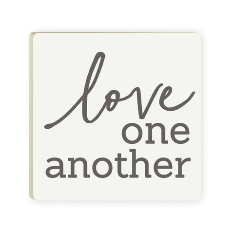 Love One Another Coaster