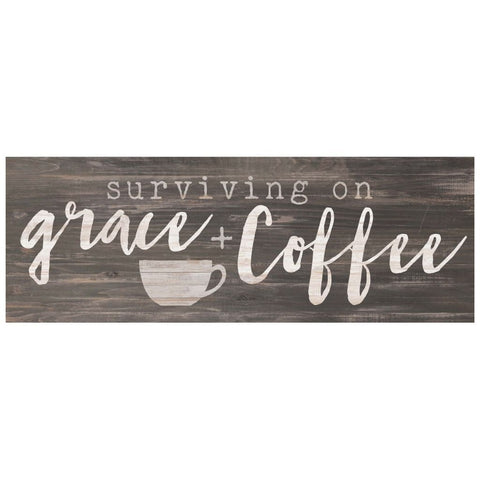 Grace & Coffee Sign
