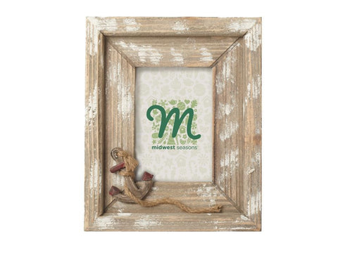 Anchor Photo Frame