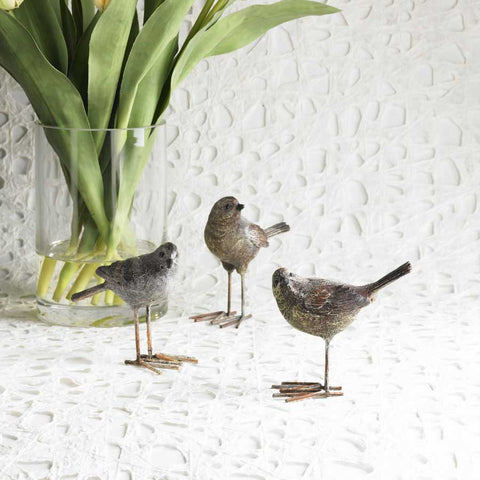 Assorted 4.5 Inch Birds (3 Styles)