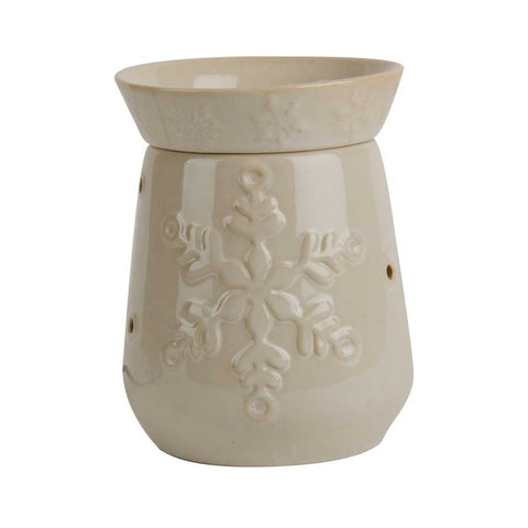 Snowflake Wax Warmer