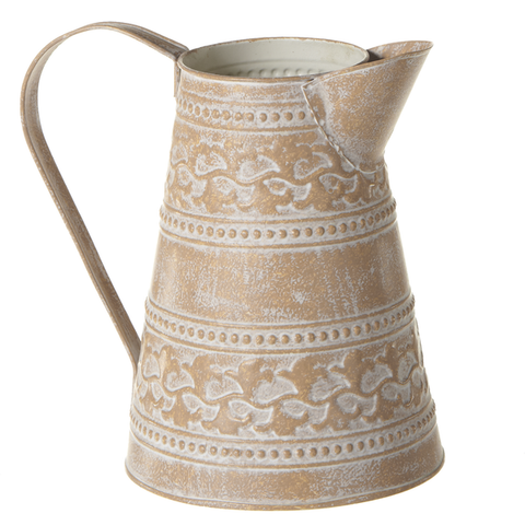 Leaf Pattern Pitcher