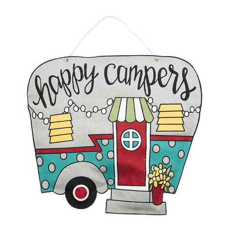 Happy Camper Sign