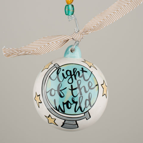 Light Of The World Ornament