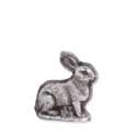 Antique Bunny Candy Mold, 7.5""