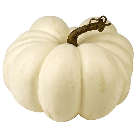 Cream Fall Pumpkin