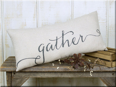 Gather Pillow, Small