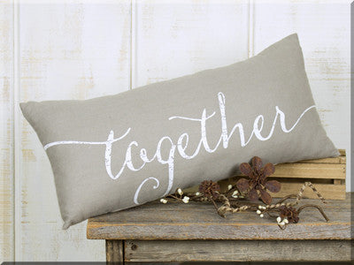 Together Pillow, Small