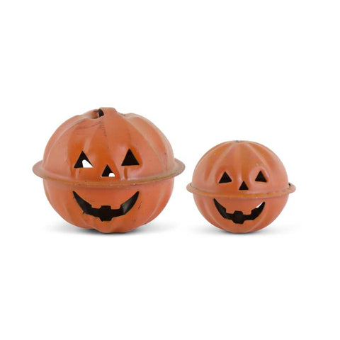 Jack-o-Lantern Bells, Box of 32