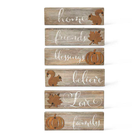 Inspirational Barnwood Signs