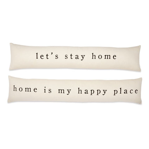 Home Skinny Pillow