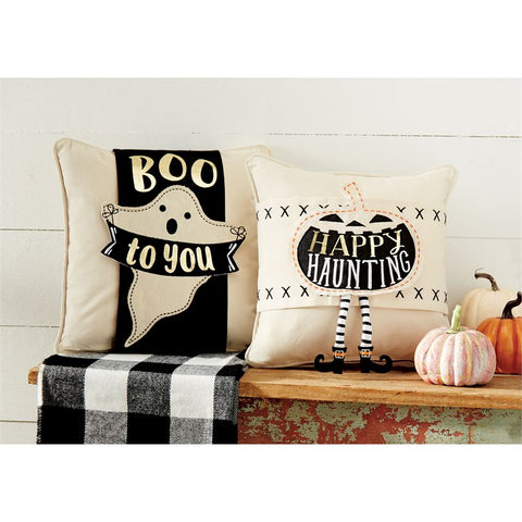Halloween Pillow Wrap