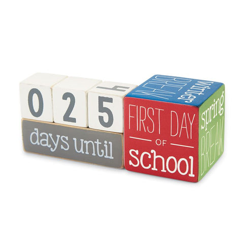 Teacher Break Countdown Set